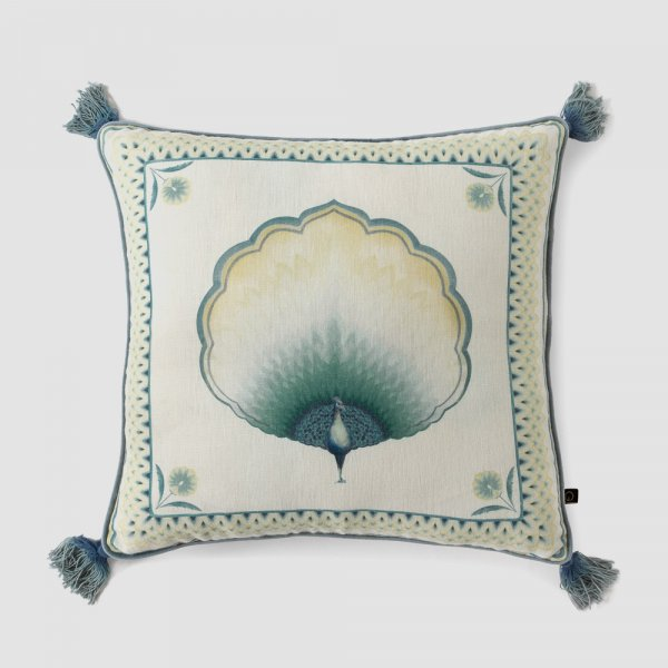 Aaram Bagh Cushion Cover